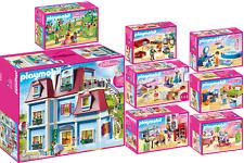 PLAYMOBIL® Dollhouse Puppenhaus Zimmer Wohnhaus Zubehör AUSWAHL