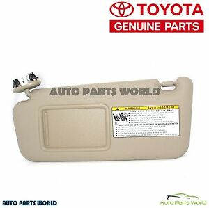 Genuine Toyota 74320-42501-A1 Visor Assembly