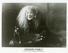 JUDITH MALINA THE ADDAMS FAMILY 1991 VINTAGE PHOTO ORIGINAL #10