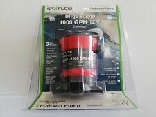 JOHNSON PUMP L650 BILGEPUMPE LENZPUMPE 12V 3780 L BILGENPUMPE WASSERPUMPE NEU
