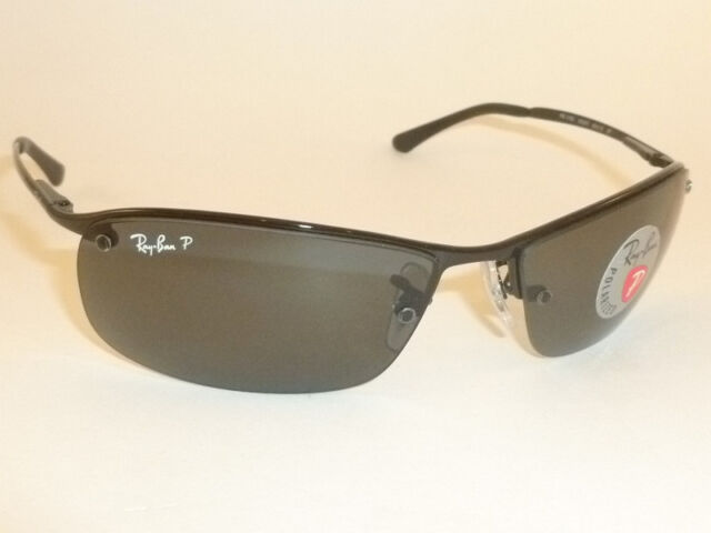 971bf04574d ... where can i buy new ray ban sunglasses black frame rb 3183 002 81 smoke  polarized
