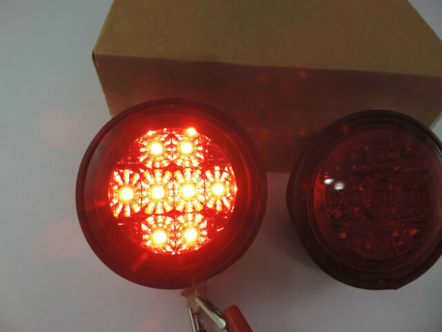 NEW LEXUS IS200 IS300 1998 99 00 01 02 03 04 05 LED RED Trunk Lights ALTEZZA