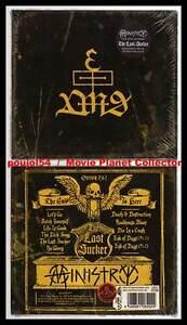 MINISTRY-034-The-Last-Sucker-034-CD-Digipack-2007-NEUF