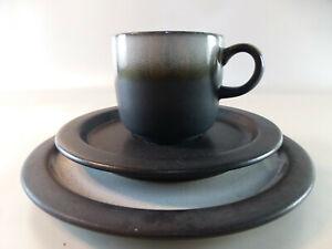 1 Kaffegedeck, Bückeburg Montana Melitta Friesland grau schwarz