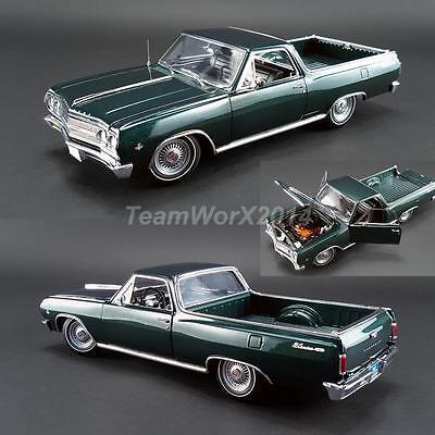 ACME A1805408 – 1965 Chevy EL Camino Diecast Model Car 1:18 NEW!!