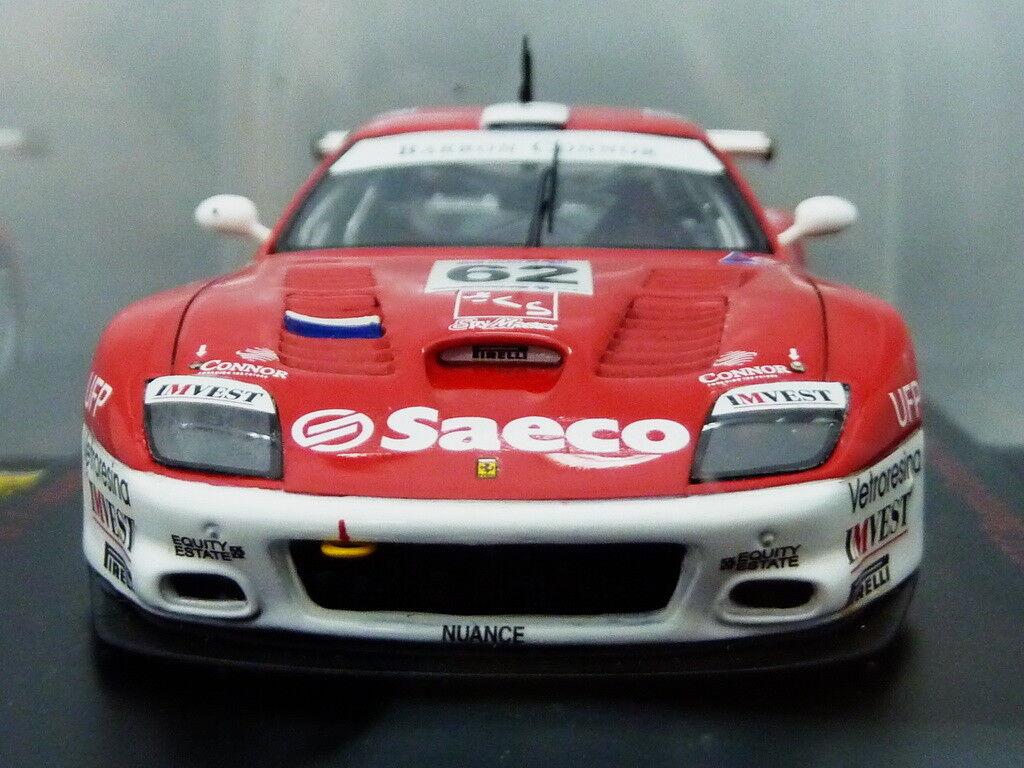 1 43 Red Line FERRARI F575 GTC GTC GTC MARANELLO BAVRON CONNOR LE MANS 2004 892135