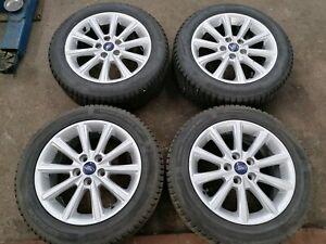 Ford-Focus-III-MK3-Alu-Winterraeder-RDKS-205-55-7x16-ET50-F1EC-1007-B3B-1392
