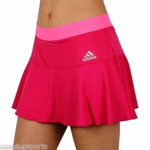 55166d32a242 Details about adidas girls pink Adizero skort. Tennis/Hockey/Netball. Age  13-14 years.