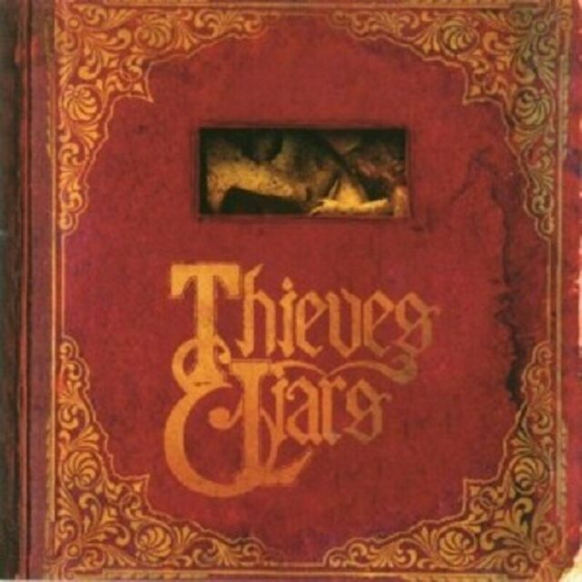Thieves & Liars - When Dreams Become Reality  CD  12 Tracks  Rock  NEW+