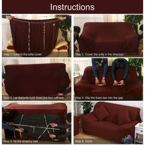 2pcs Sofa for Shape Sectional Corner