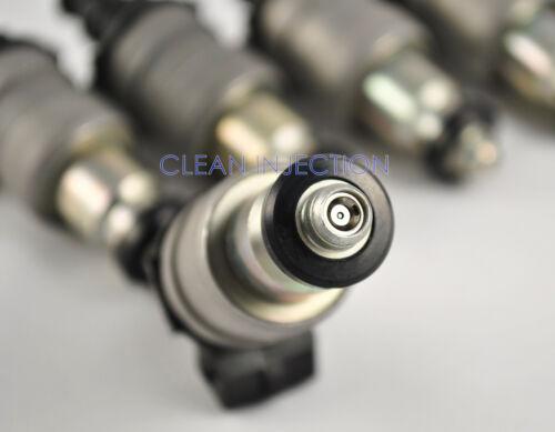 fits Siemens Deka 800cc Fuel injectors Nissan CA18DET Bluebird RNU12 SSS ATTESA