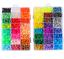 1000pcs-5mm-in-Plastica-Hama-Perler-Beads-per-educare-bambini-bambino-regalo-Candy-Colore miniatura 1
