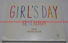 New Girl's Day Best Album JAPAN LIMITED ver. CD DVD Photobook TSGD-5001