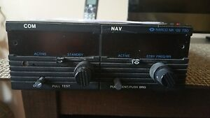 NARCO-MK12E-TSO-NON-GLIDESLOPE-WITH-FRESH-FAA-FORM-8130-3