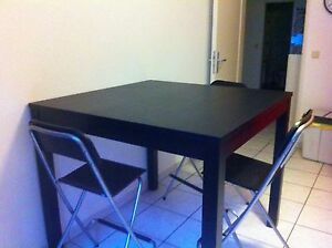 ikea esstisch bartisch mit 3 st hlen ebay. Black Bedroom Furniture Sets. Home Design Ideas