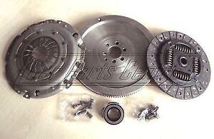 Pour-VW-Touran-1-9-TDI-double-masse-volant-a-Solide-Embrayage-Conversion-BKC-BLS-BXE