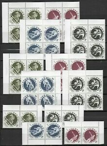 s33109-JAPAN-1963-MNH-Tokyo-Olympic-Games-4v-x-10-sets-as-per-scan