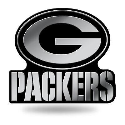 Green Bay Packers Color Car Emblem