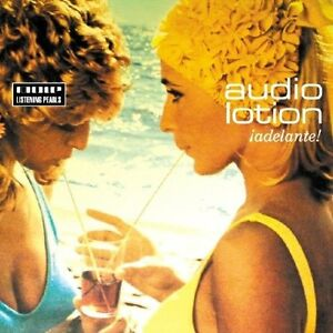 AUDIO LOTION - ADELANTE  CD NEU