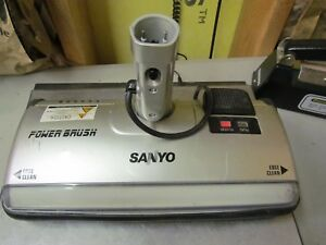 Details about Nice Used Sanyo SCBL4 Power Brush Nozzle