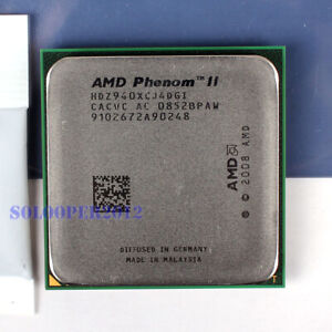 Free Shipping Amd Phenom Ii X4 940 Socket Am2 Hdz940xcj4dgi Cpu Processor 683728237066 Ebay