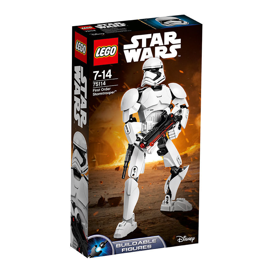 LEGO® Star Wars™ 75114 First Order Stormtrooper™ NEU OVP NEW MISB NRFB