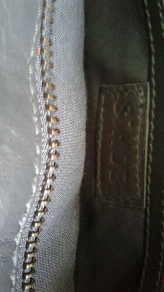 Clutch, S´Nob, læder