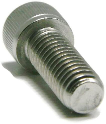 "Stainless Steel Socket Head Cap Screws #12-24 x 3//4/"" QTY-25"