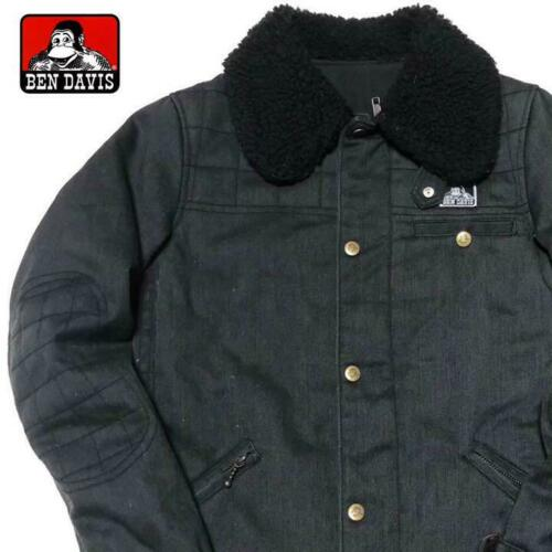 761 Ben Davis Boa Riders Jacket Size Free