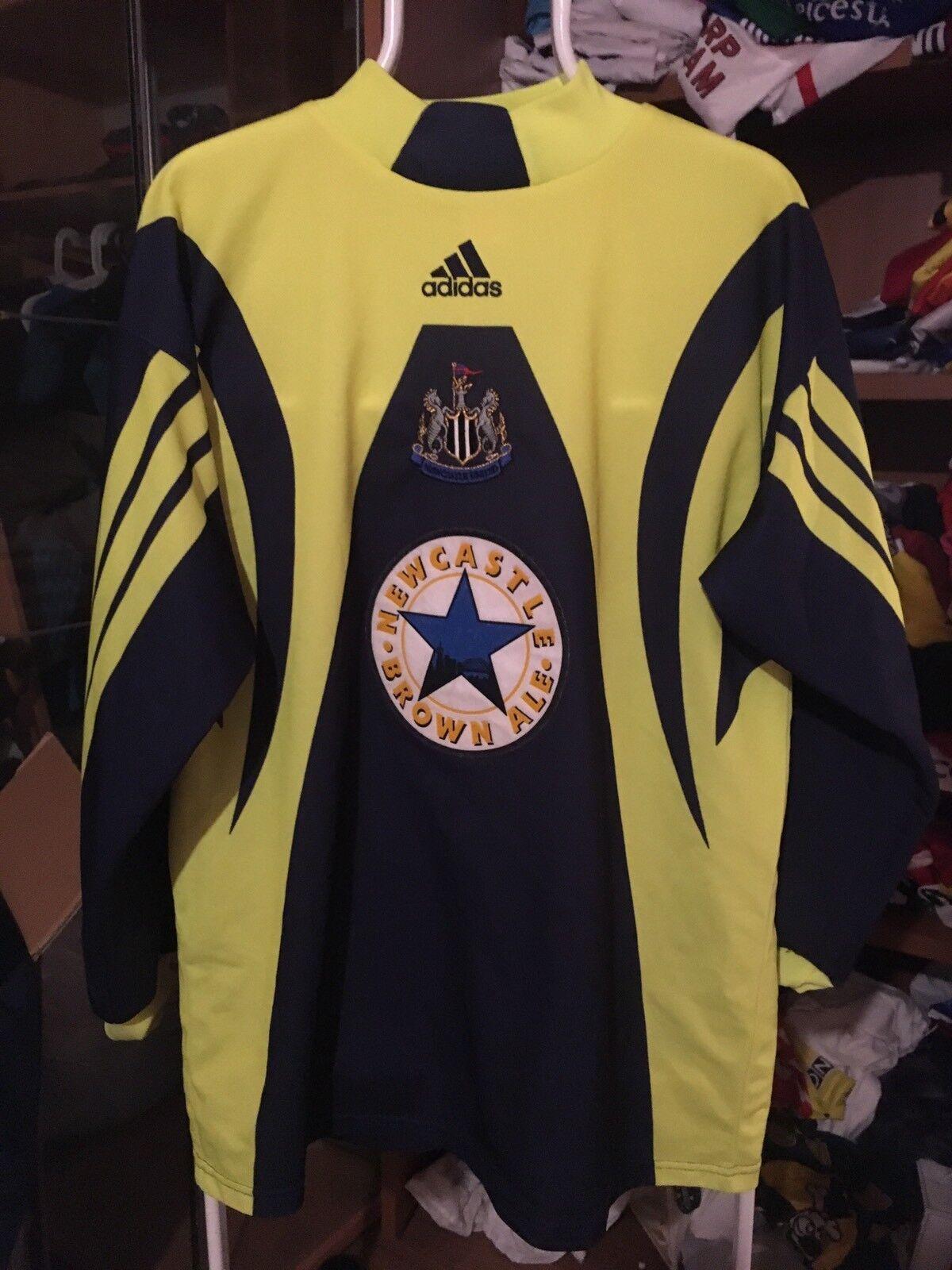 Camiseta Futbol Portero nuovocastle Given 9899 Vintage Irlea