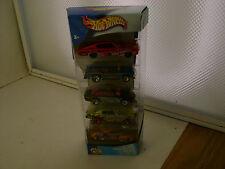 2002 HOT WHEELS 5 CAR SMASHVILLE GIFT PACK SUPER PAQUETE COFFRET NEW MIB