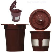 K2v Cup K-cup Adapter For Keurig Vue Machines By Perfect Pod Upgraded Sale -