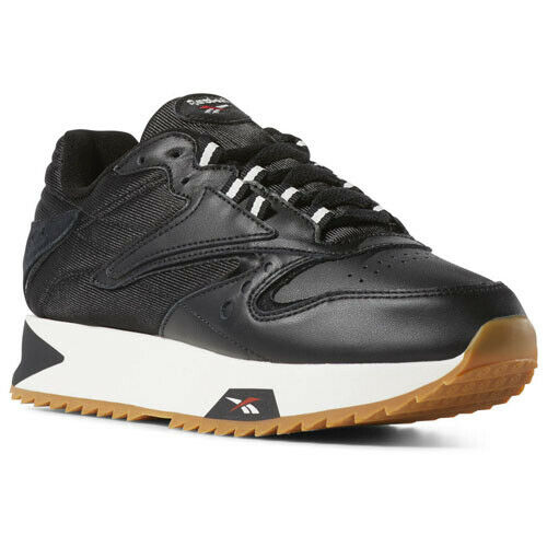 Women Reebok DV5378 Classic leather ATI 90S Running shoes black grey sneakers