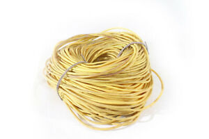 grosse-Rolle-Isolierschlauch-Schutzschlauch-Kabel-Kabelschlauch-5mm-6mm-gelb