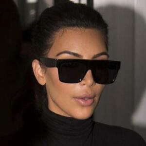 b9cbdda393 Image is loading Kardashian-Sunglasses-Kim-Black-2018-Fashion-Top-S-