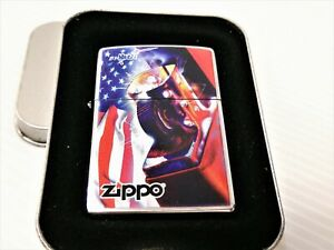 2007 zippo0 lighter (case only - without insert) - MAZZI AND ZIPPO