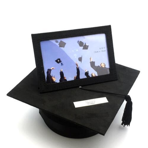 Chapeau personnalisé Style Graduation cadeau souvenir boîte Photo Frame FL11564-P