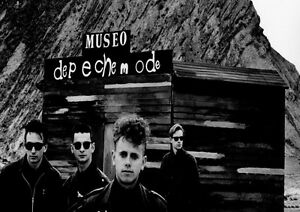 Depeche-Mode-14-Poster-Rock-Band-Metal-Legend-Star-Classic-Music-Black-and-White