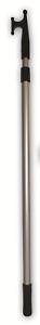 """Telescopic Aluminum Boat Hook Extends from 48/"""" to 83 1//4/"""""""