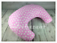 DELUX-BREAST-FEEDING-MULTIPURPOSE-SUPPORT-PILLOW-MATERNITY-NURSING-WITH-COVER thumbnail 92