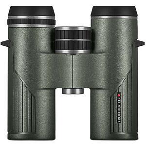 NEW Hawke Frontier ED X 10 x 32 Binocular in Green #38407 (UK Stock) BNIB