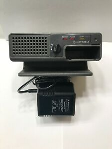 Minitor V Charger Amplifier Manual