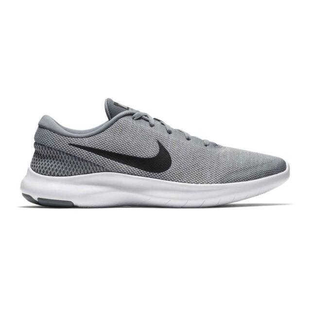online store 8b654 40a1f Nike Flex Experience RN 7 VII Run Grey Black White Men Running Shoes  908985-011