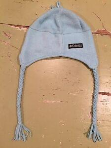 adb189fb79d Image is loading Sweet-Columbia-Aqua-Polar-Fleece-Toddler-Hat-Size-