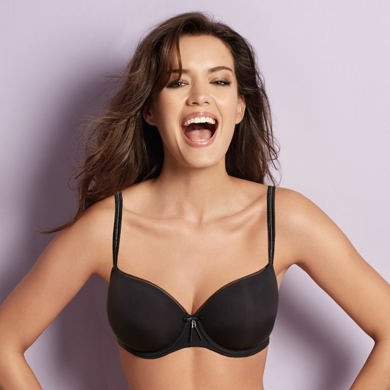 Bestform Manhattan Invisible T-Shirt Soutien-Gorge, black 24429
