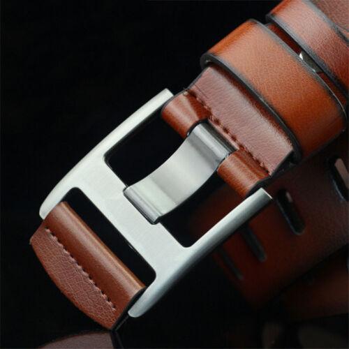 Mens Leather Belt Pin buckle belts For Jeans Luxury Designer Belts Cinturones