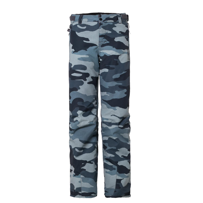 Brunotti Skihose Snowboardhose Kitebar JR POLY Boys Snowpants grey