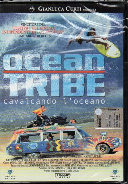OCEAN TRIBE - CAVALCANDO L'OCEANO - DVD (NUOVO SIGILLATO)