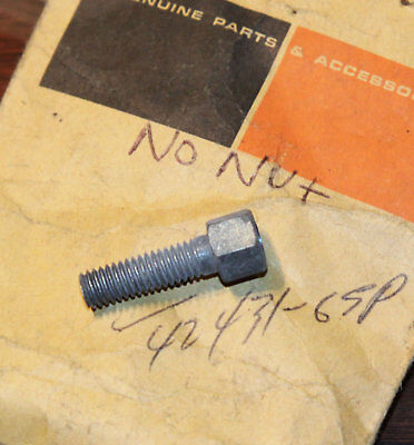 HARLEY AERMACCHI 67195-67P RESET CABLE SCREW SPRINT NOS