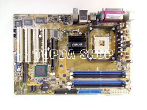 ASUS-P4P800-X-865PE-478-motherboard-DDR400-dual-pass-with-serial-port-P4P800-X